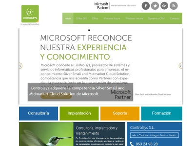 Office 365 - Controlsys