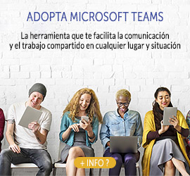 Adopta Microsoft Teams