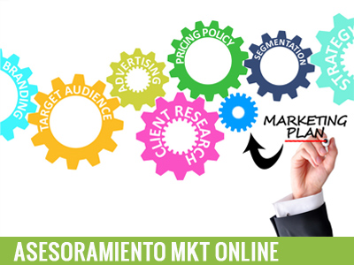 Asesoramiento Marketing Online