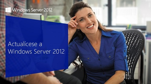 Actualicese a Windows 2012 Server